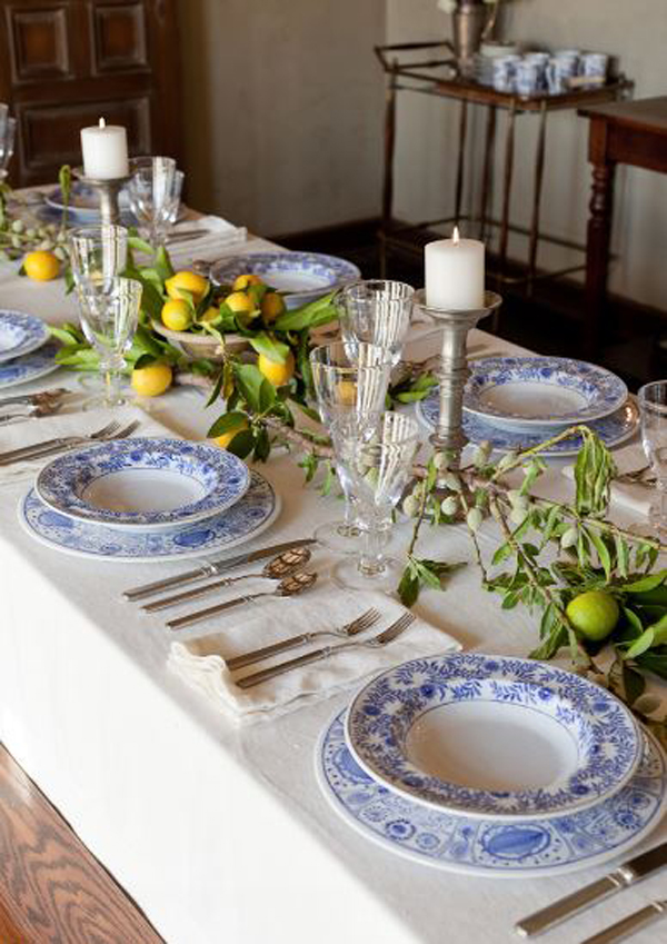 Easter Table Decorations Drg Interior Designs
