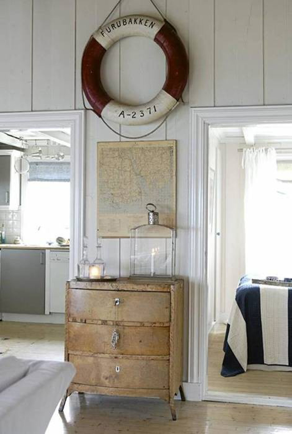 Nautical decor for Nautical interior designs