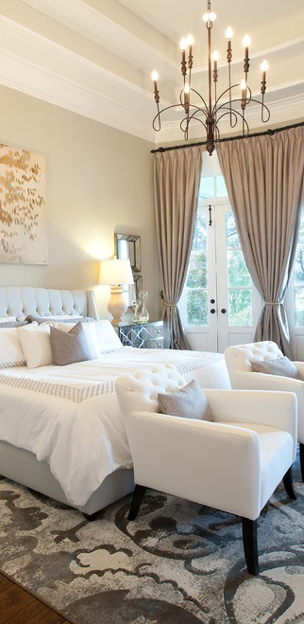 The Perfect Bedroom » DGR Interior Designs