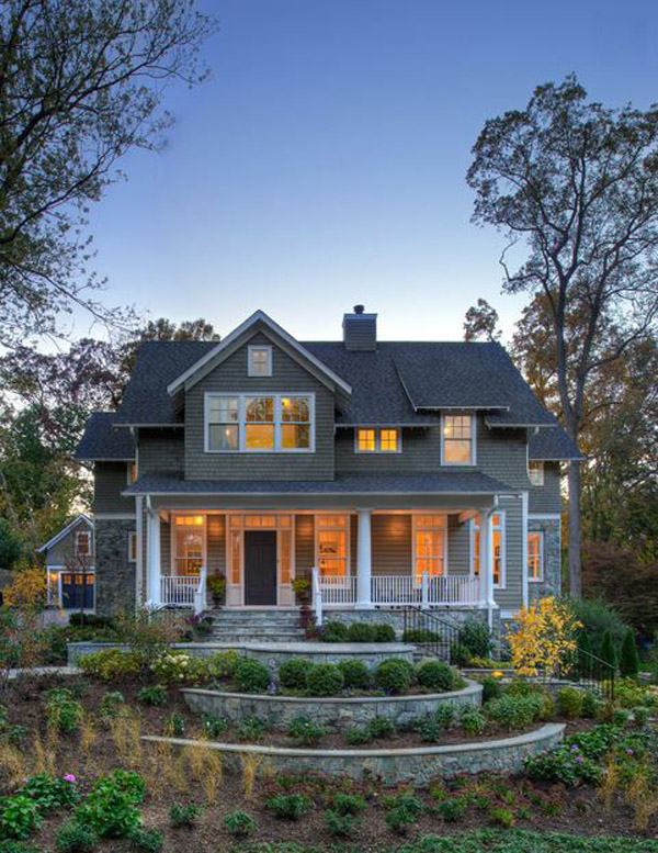Leed homes for Leed certified house plans