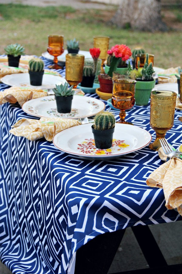 Cinco De Mayo Tablescapes 1