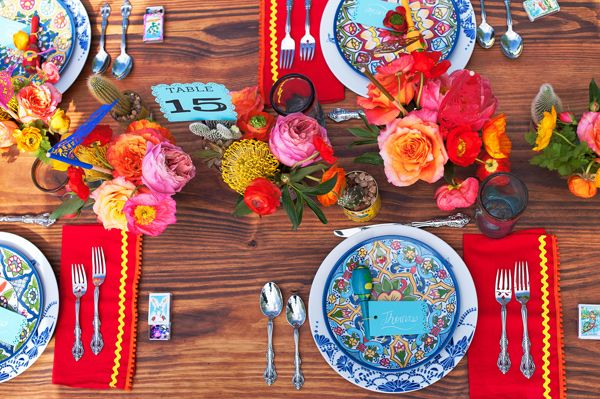 Cinco De Mayo Tablescapes 3