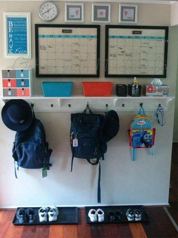 back to school organization tips 1