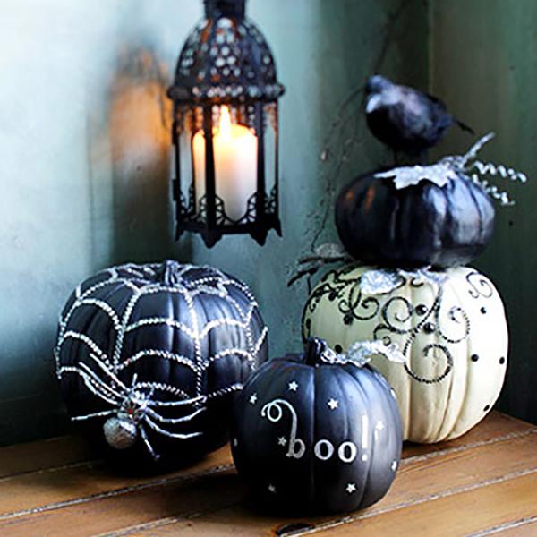 A Glamorous Halloween 1