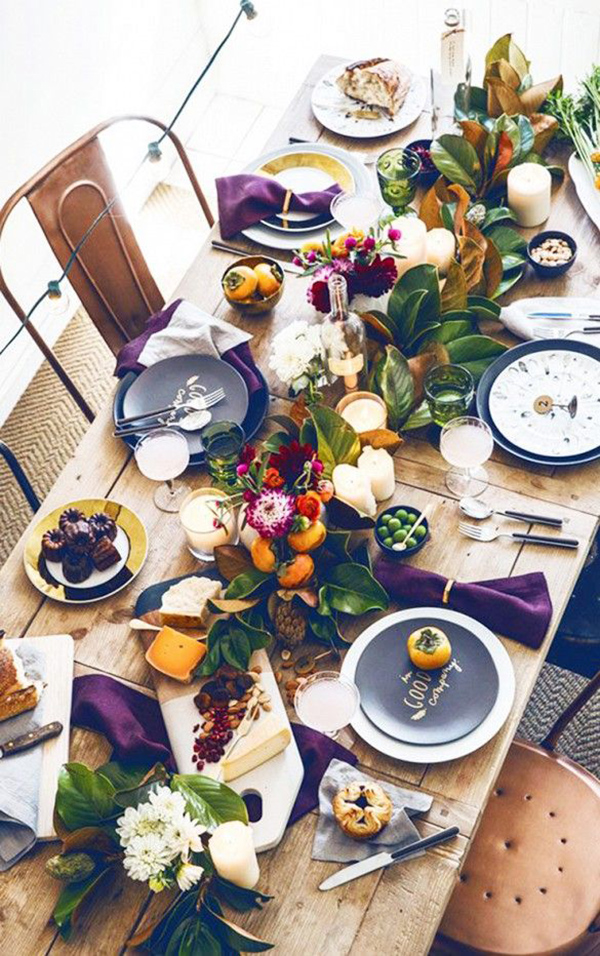 thanksgiving tablescapes 3